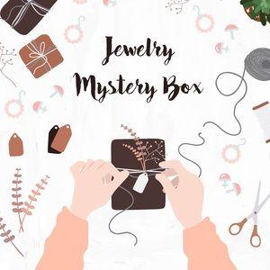 Express + New York & Company mystery jewelry box